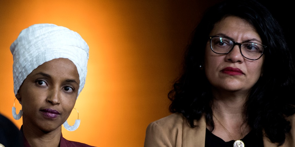Israel will block Muslim Reps. Omar and Tlaib from visiting the country, deputy foreign minister says