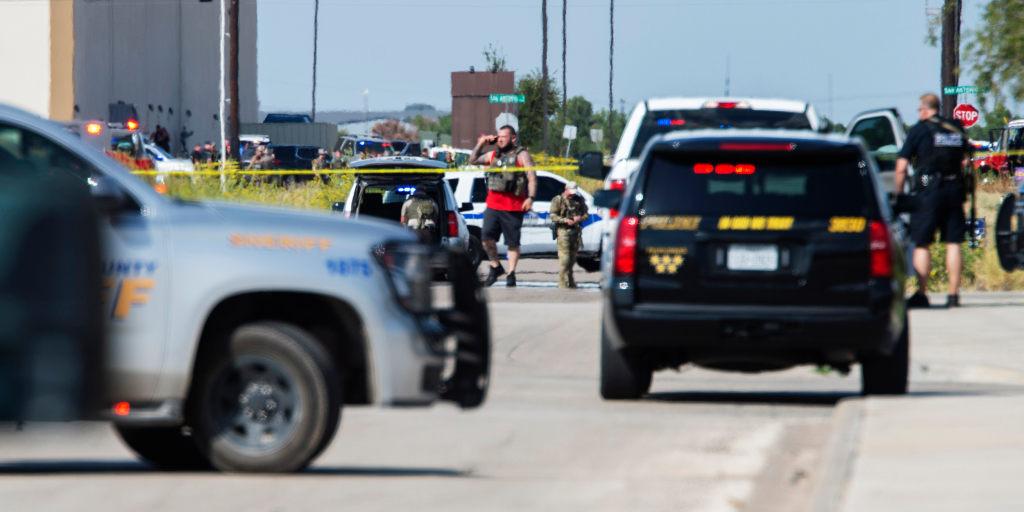 Midland Texas News >> 5 Dead 21 Injured After Motorist Opens Fire In Odessa Texas