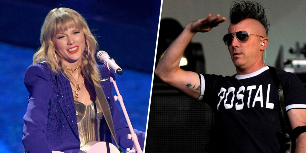 Tool And Taylor Swift Fans Clash As A Culturally Revealing Billboard Album Battle Heats Up
