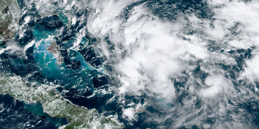 Bahamas, ravaged by Dorian, brace for second hit as tropical storm looms