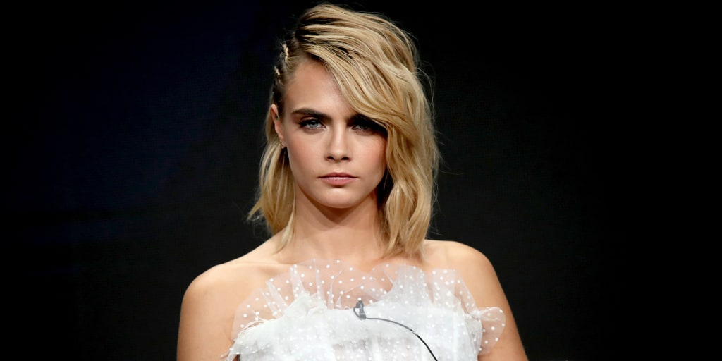 Cara Delevingne Says Harvey Weinstein Told Her To Get A Beard