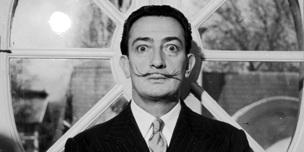 Man walks out of San Francisco art gallery with Salvador Dali painting worth $20K