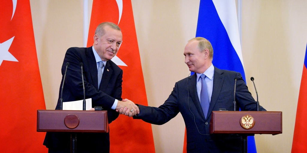 Turkey, Russia agree to clear Kurdish fighters and control the Syria-Turkey border