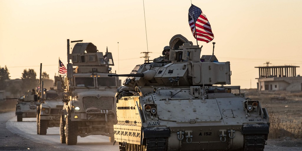 ISIS rebuilds in Syria after Turkish incursion and U.S. drawdown