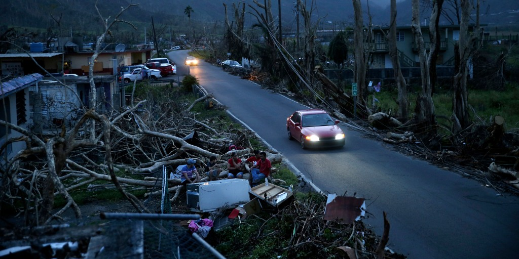 House Democrats slam HUD for 'illegally withholding' Puerto Rico hurricane aid