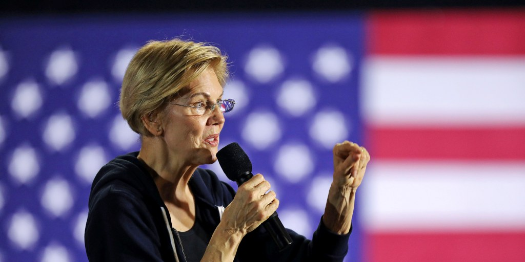 Elizabeth Warren announces plan to help low-income, diverse Asian American communities