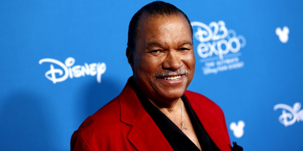 'Star Wars' actor Billy Dee Williams opens up about gender fluidity
