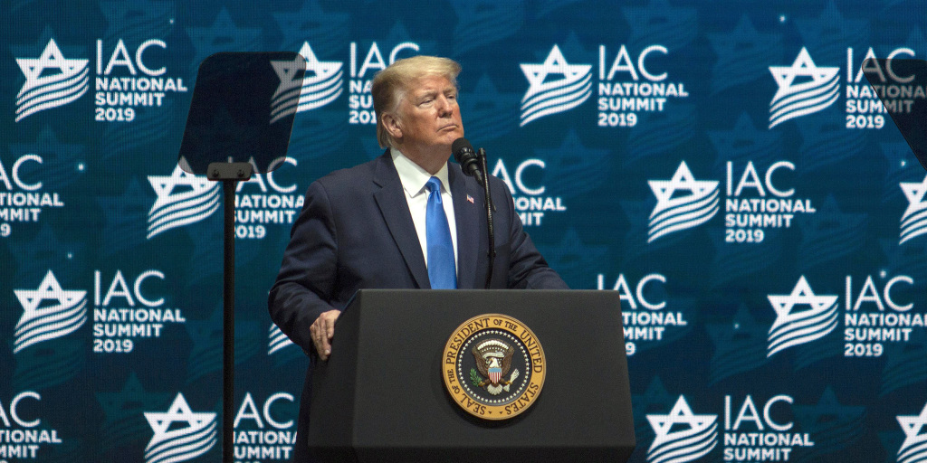 Trump to sign executive order targeting college anti-Semitism, Israel boycotts