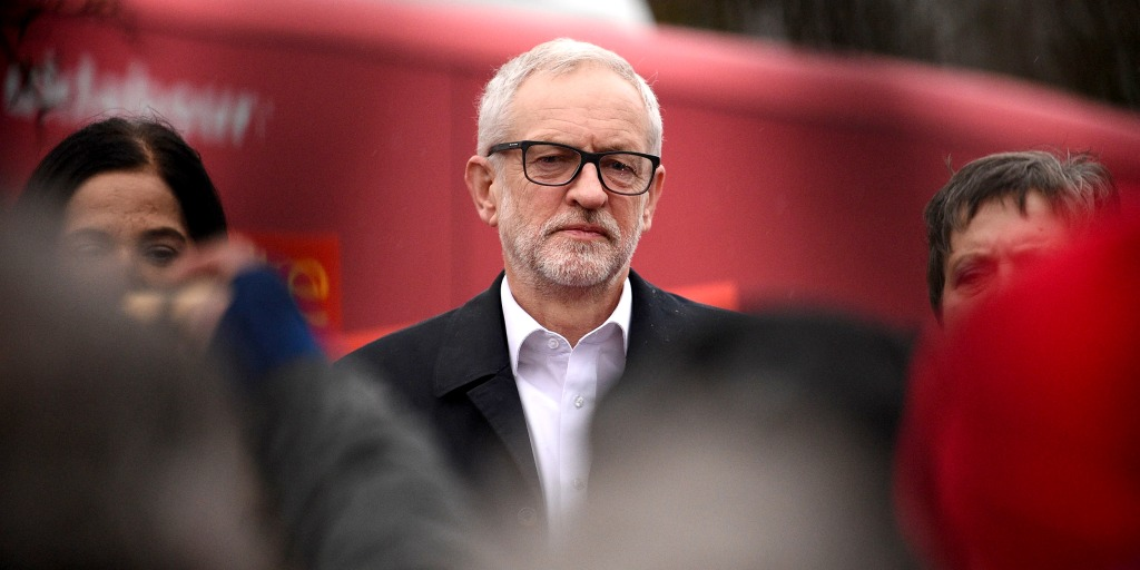 Socialist Jeremy Corbyn to step down as leader of Labour Party after crushing defeat