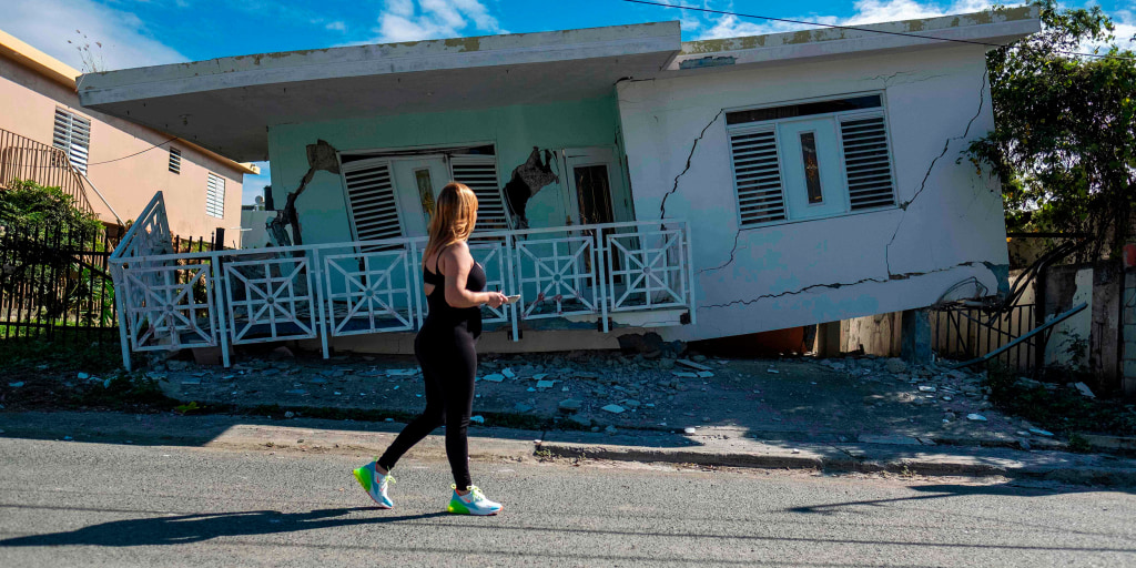6.5 quake strikes Puerto Rico amid heavy seismic activity