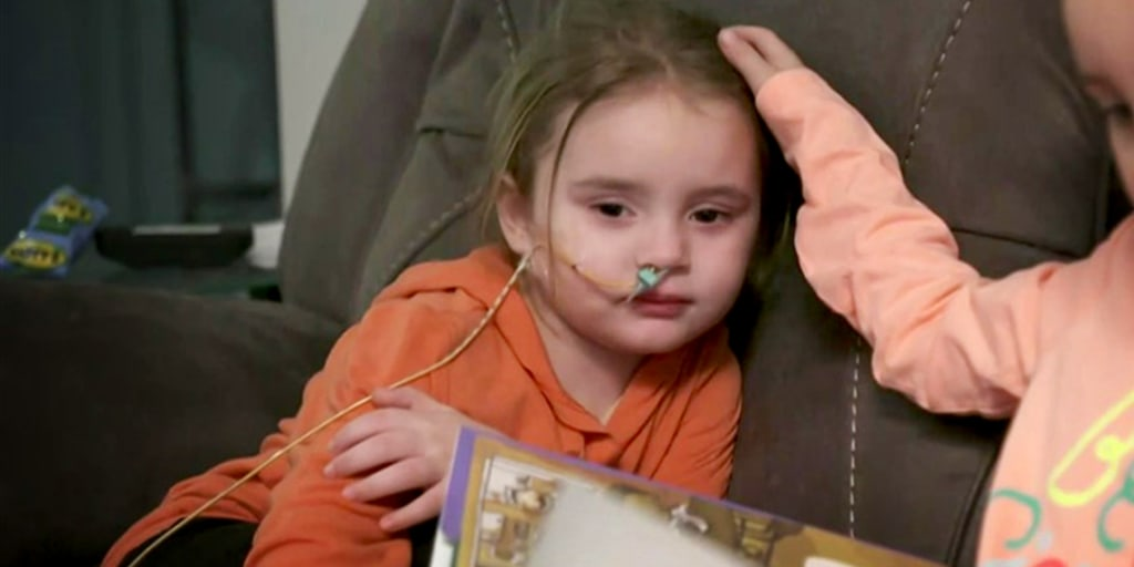 4-year-old girl who wasn't vaccinated this season goes blind from the flu