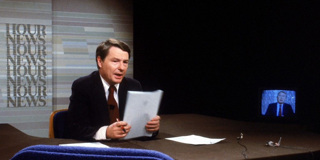 Jim Lehrer, journalist who co-founded PBS NewsHour, dead at 85
