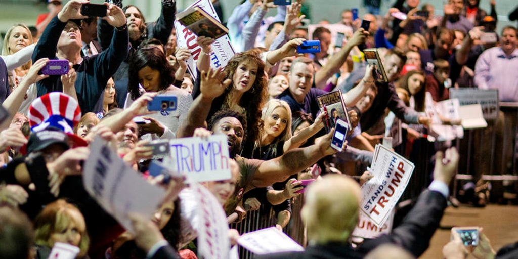 Poll: GOP voters acknowledge, dismiss Trump's law-breaking