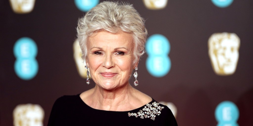 'Harry Potter' actress Julie Walters reveals cancer diagnosis