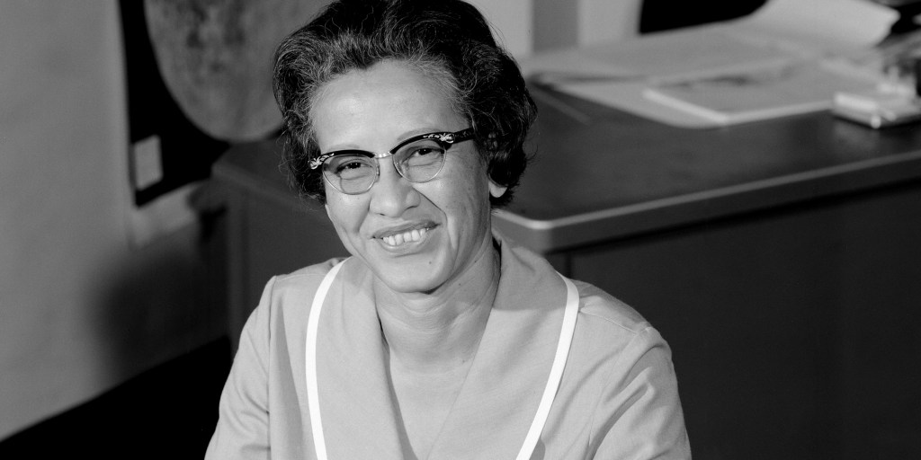 Katherine Johnson, NASA mathematician depicted in 'Hidden Figures,' dead at 101