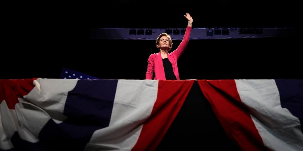Elizabeth Warren ends presidential run