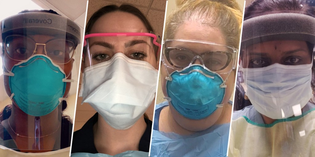 'This system is doomed': Doctors, nurses sound off in NBC News coronavirus survey