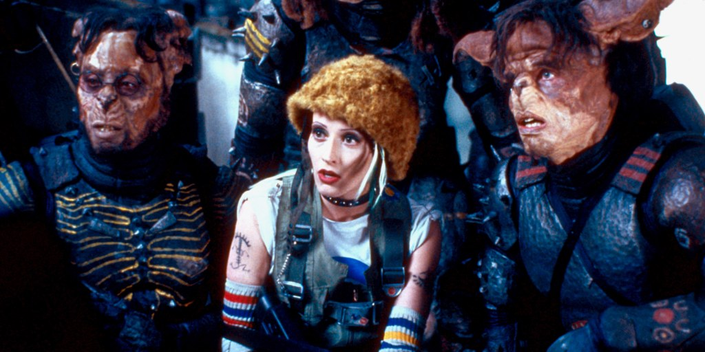 "Opinion | ""Tank Girl's"" dystopian feminism taught me about representation — and fishnets"