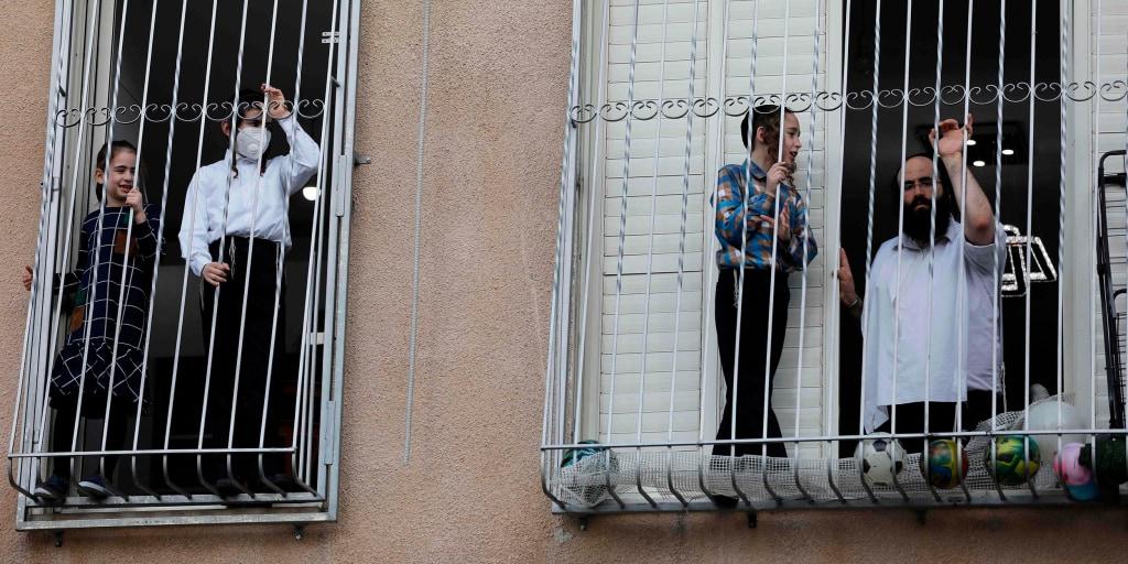 Israel locks down ultra-Orthodox city hit hard by coronavirus