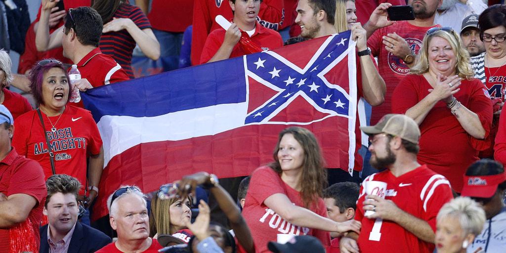 Mississippi Legislature passes bill to eliminate Confederate symbol from state flag