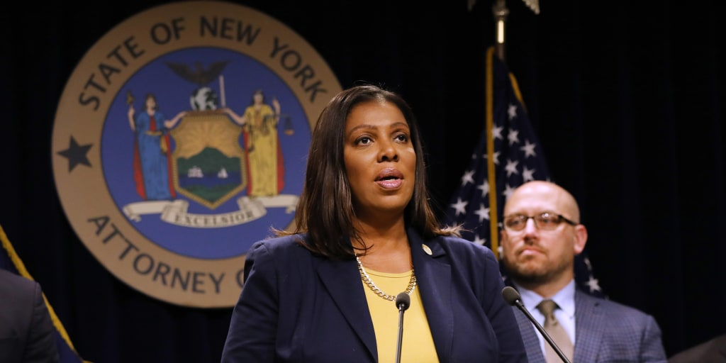 """New York Attorney General Letitia James files lawsuit to dissolve NRA for """"diverting charitable funds"""""""