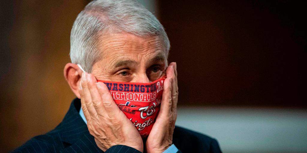White House seeks to discredit Fauci amid coronavirus surge