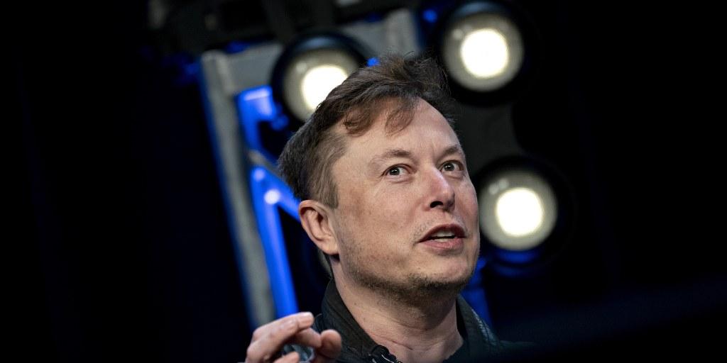 Elon Musk is now worth more than Warren Buffett