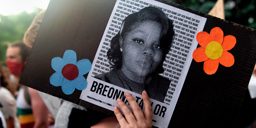 New Audio Of Police Interviews Sheds Light On Police Probe Of Fatal Shooting Of Breonna Taylor
