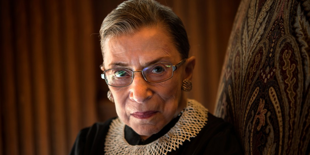Ginsburg Says She S Being Treated For Recurrence Of Cancer Will Stay On Supreme Court