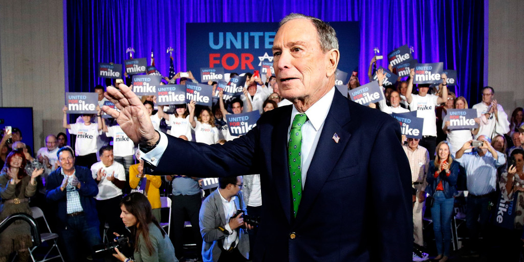 Bloomberg raises $16 million to help Florida felons pay fines to vote in November