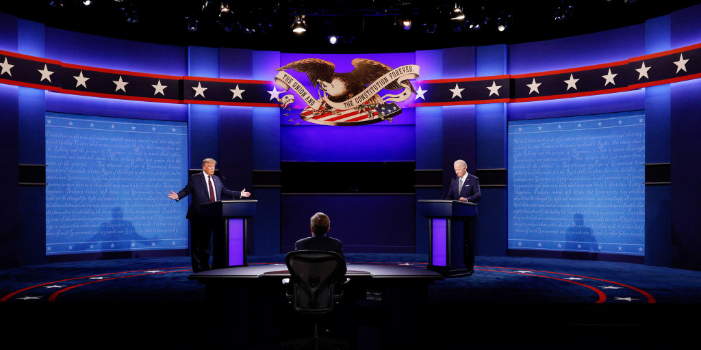 Why an out-of-control president raged through a cringe-worthy debate