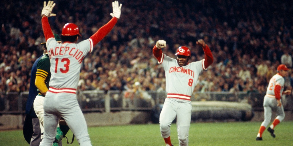 Joe Morgan Cincinnati Reds Second Baseman And Heart Of 1970s Big Red Machine Dies At 77 This biography provides detailed information about his childhood, life, career and timeline. joe morgan cincinnati reds second