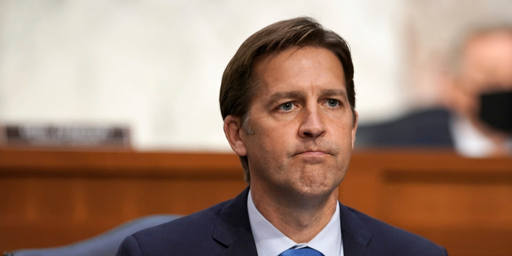 GOP Sen. Sasse unleashes scathing attack on Trump, 'TV-obsessed' narcissist