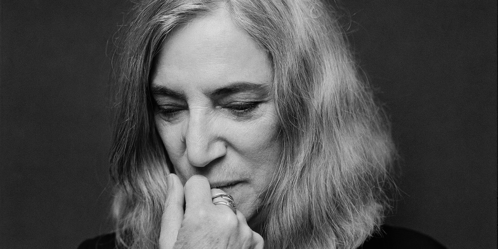 Like the rest of us, Patti Smith is just trying to stay sane