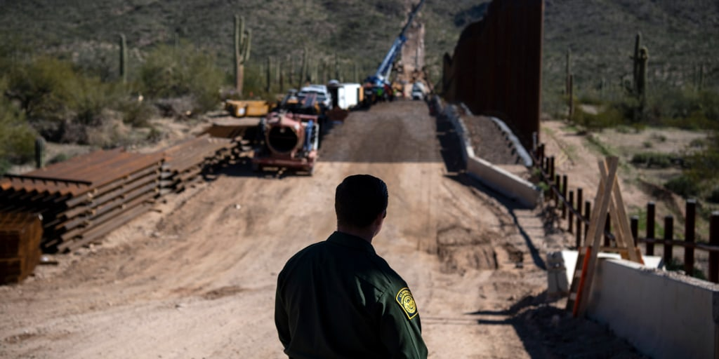 Trump's border wall endangered the environment. Could it come down under Biden?
