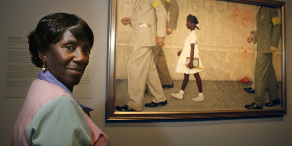 Lucille Bridges, mother of activist Ruby Bridges, dies at 86 - NBC News