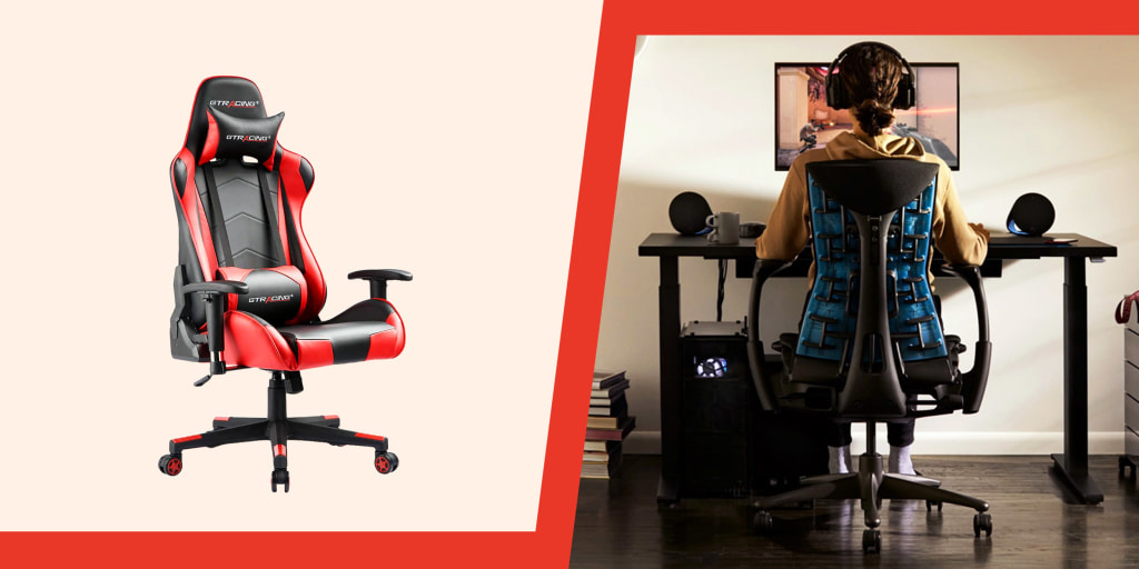 Expert shopping: Gaming chairs