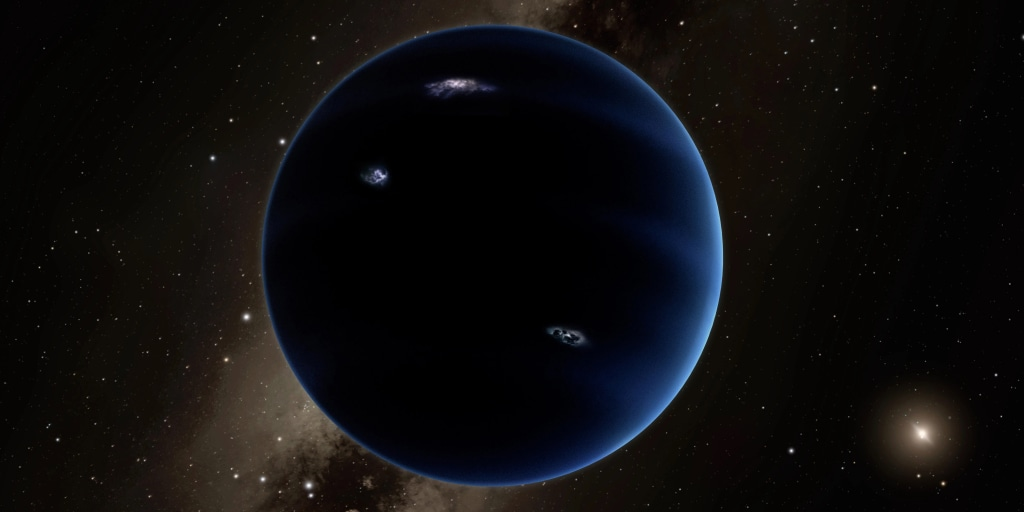 """Opinion   The romantic appeal of the mysterious, hulking """"Planet 9"""""""