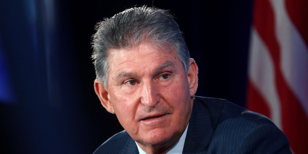 WTF is your problem @Sen_JoeManchin?  Everything in this bill would benefit YOUR…