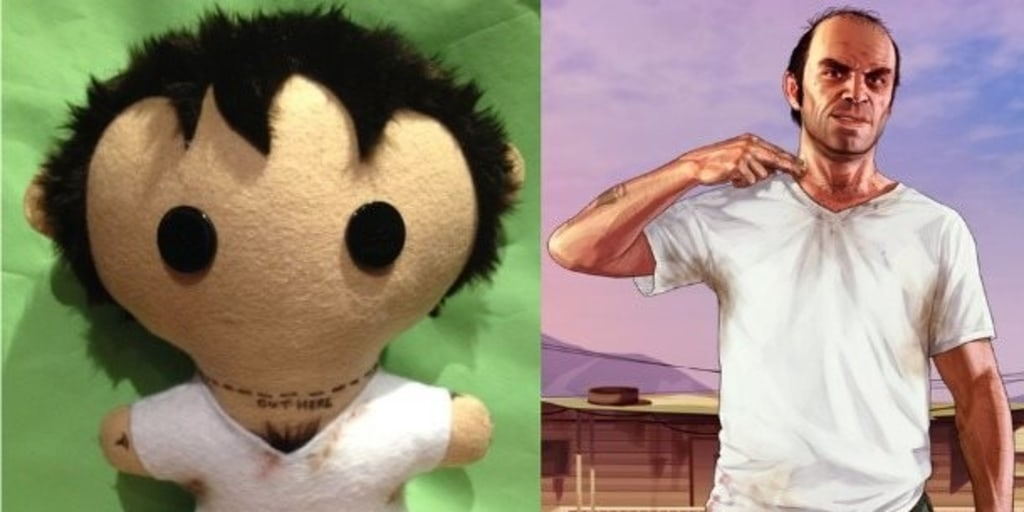 Grand Theft Auto V Plushies Bring The Cute To Carjacking