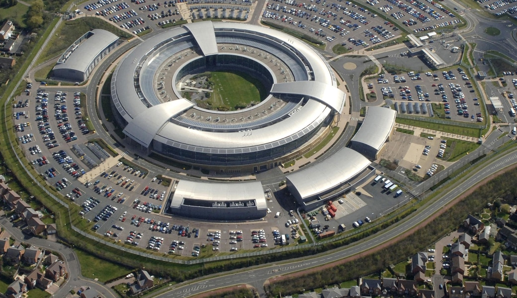 Image: Britain's Government Communications Headquarters