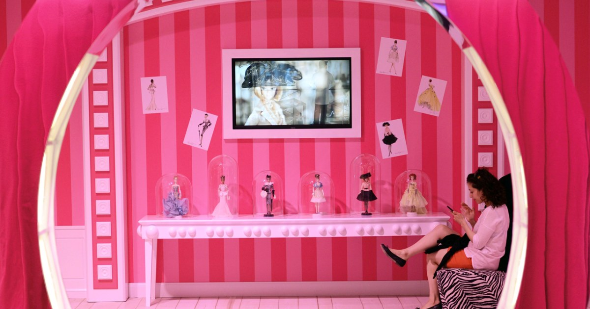 Barbie S Dreamhouse