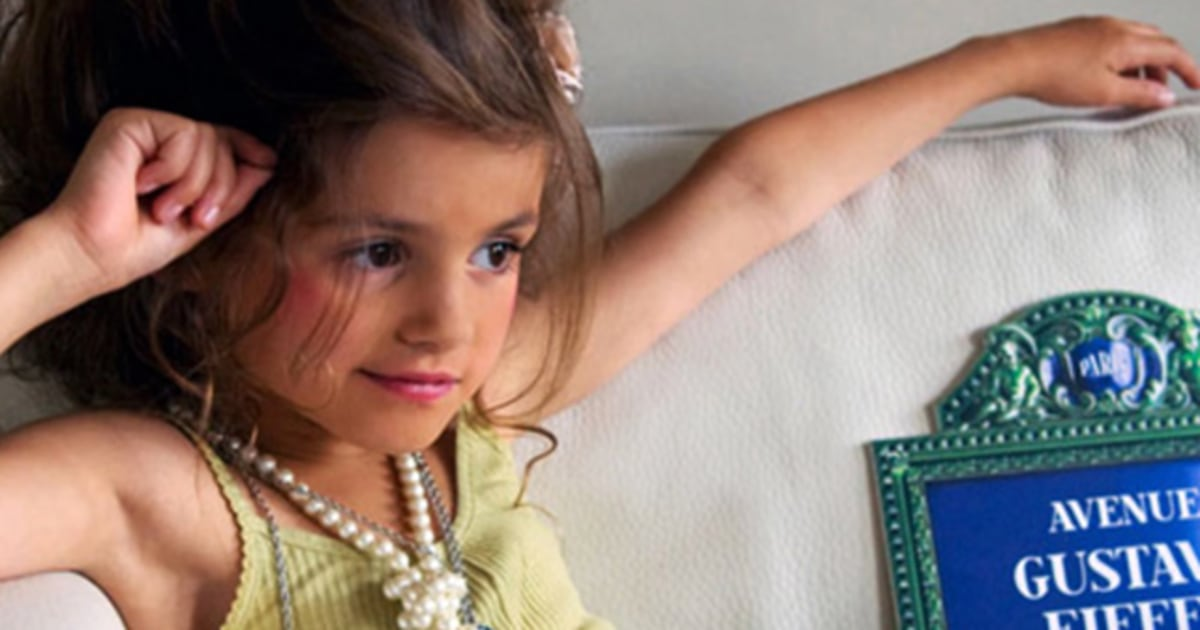 a3ce940ff2d63 Lingerie line for little girls sparks outrage