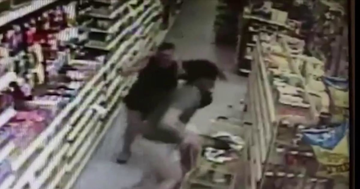 Chilling Video Shows Attempted Kidnapping of Girl in Florida Store
