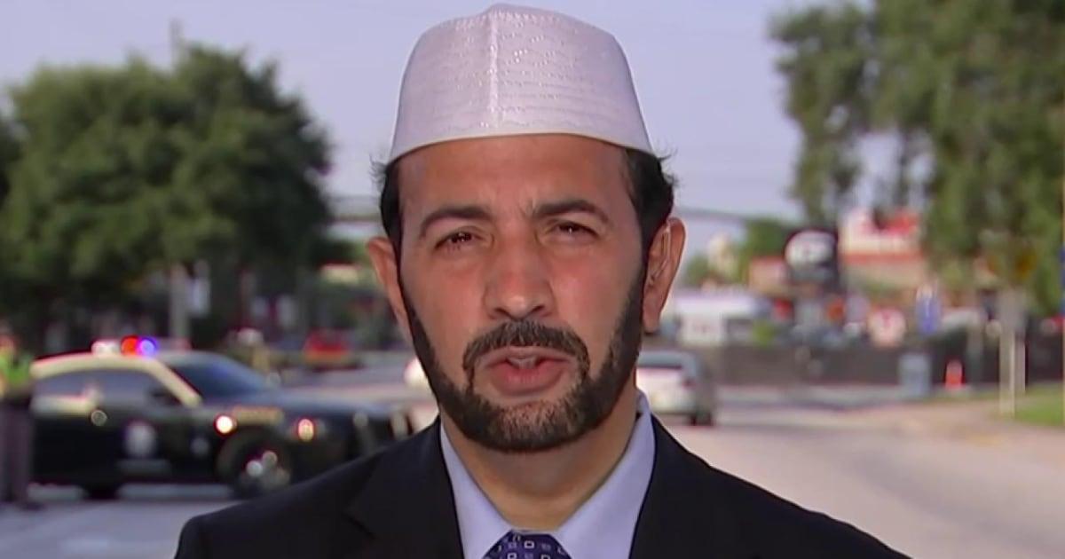 Florida imam: We condemn this 'awful massacre'