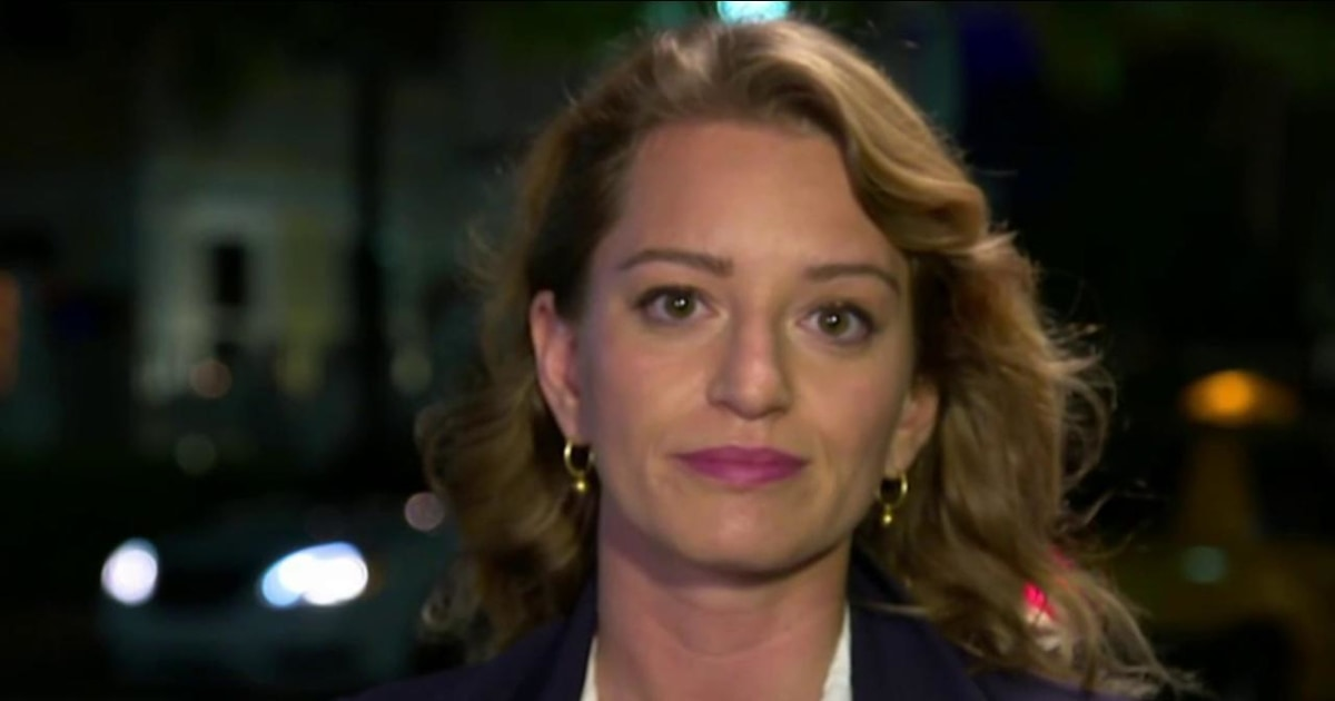 Trump singles out NBC's Katy Tur at rally
