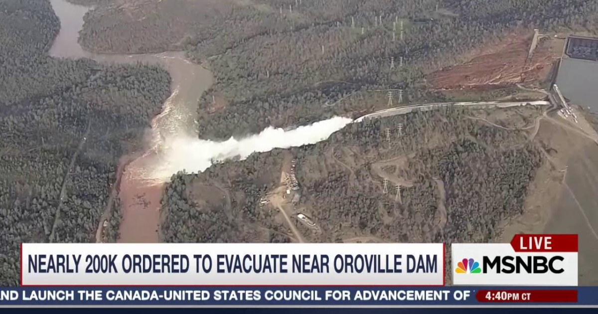 Does Oroville Dam Need More Infrastructure Spending?