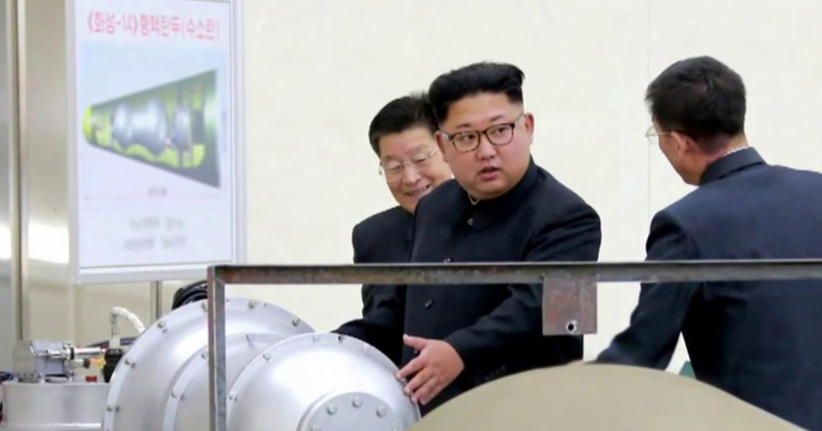 Diplomatic efforts with North Korea on 'last legs': report