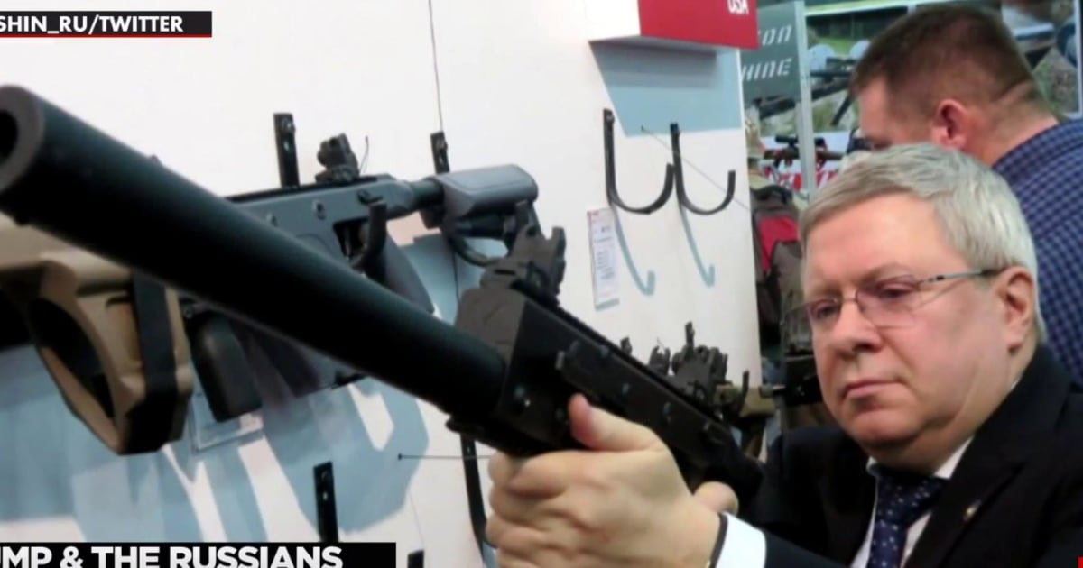 Did Russia funnel money through NRA to help elect Trump?