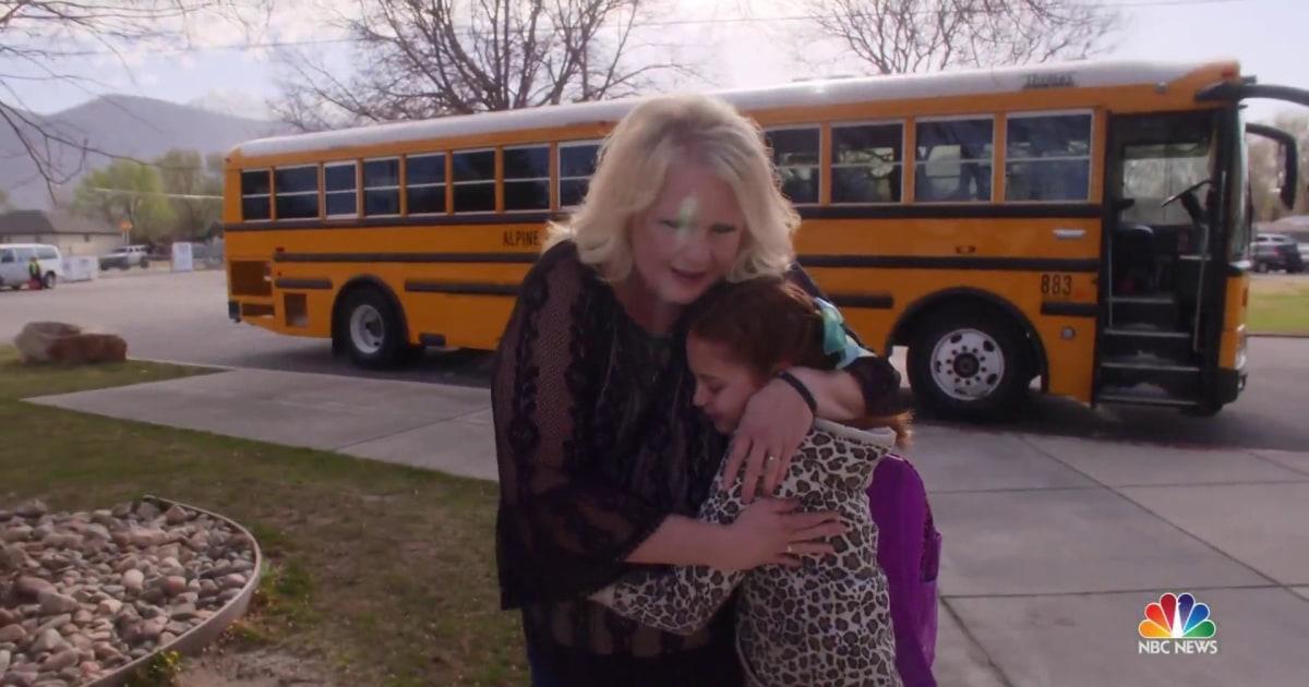 Utah bus driver braids hair of 11-year-old girl who lost ...